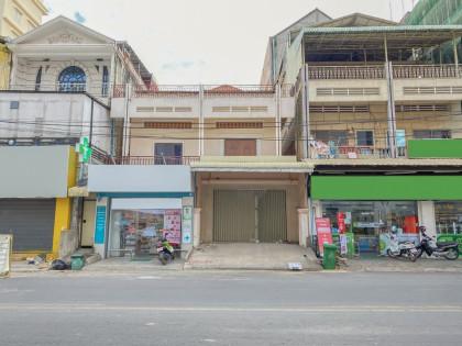 Shophouse At Boeng Kak II Flat in Phnom Penh