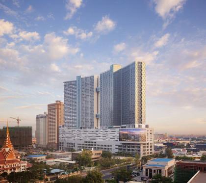 The Bridge Condominium in Phnom Penh