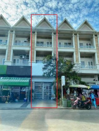 ផ្ទះល្វែងជួលនៅភ្នំពេញថ្មី Flat in Phnom Penh