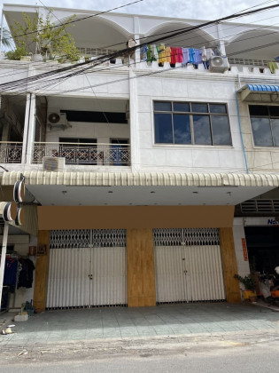 Shophouse Near Depou Market Flat in Phnom Penh