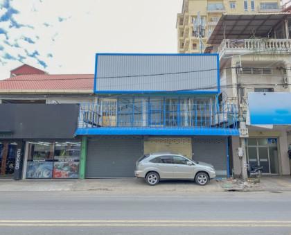 Shophouse Near Beijing International Academy Flat in Phnom Penh