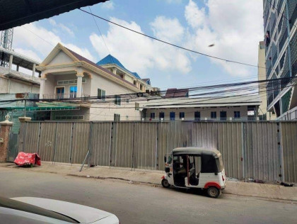 Land For Rent  Mean Chey Land in Phnom Penh