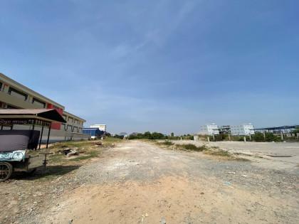 Land At Sen Sok Land in Phnom Penh