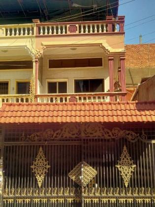 Flat At Terk Laok 2 Flat in Phnom Penh