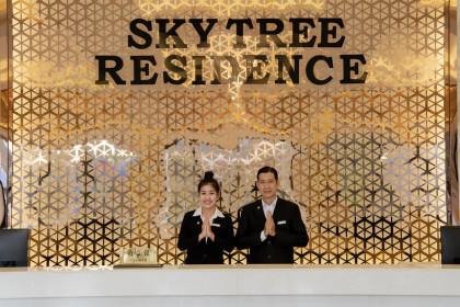 SKY TREE RESIDENCE & HOTEL Condominium in Phnom Penh