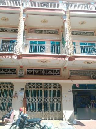 ផ្ទះល្វែងនៅបឹងសាឡាង Flat in Phnom Penh