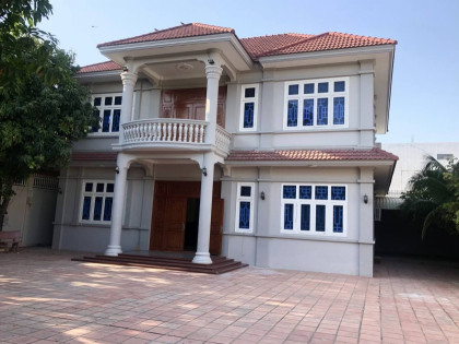 Villa At Sen Sok Villa in Phnom Penh