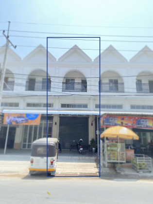 Shophouse At Sen Sok Flat in Phnom Penh