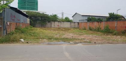 Empty Land Sen Sok Land in Phnom Penh