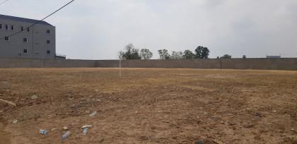 Empty land Kmuonh Sen sok Land in Phnom Penh