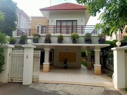 Villa in Borey Sun Way Toul Kouk Villa in Phnom Penh