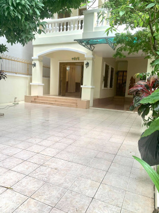 Villa for Lease in BKK1 Villa in Phnom Penh