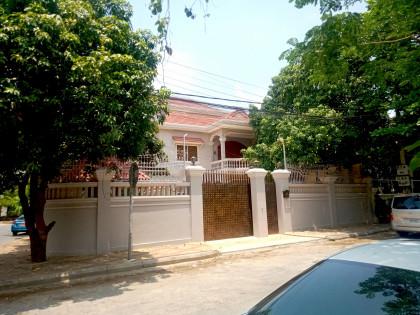 Villa In Khan Toul Kork Villa in Phnom Penh