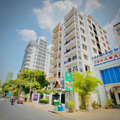 WH residence Apartment in Phnom Penh