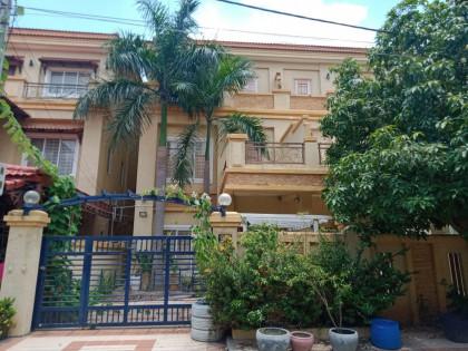 Villa At Borey NW Chamkar Doung Villa in Phnom Penh