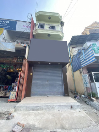 ផ្ទះជួលអាចរកសុីបាននៅទួលគោក Flat in Phnom Penh