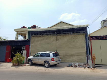 Warehouse  Around Toul Kork Warehouse in Phnom Penh