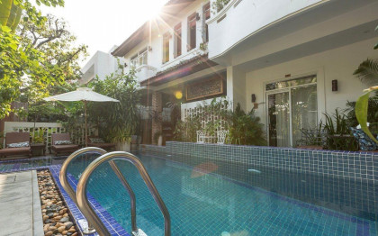 VMansion Villa in Phnom Penh