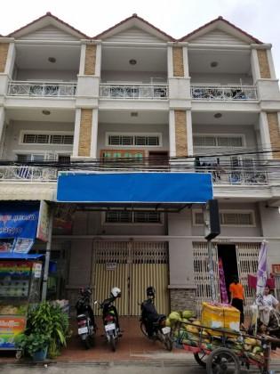 ផ្ទះអាជីវកម្មជិតស្តុបNokia Flat in Phnom Penh