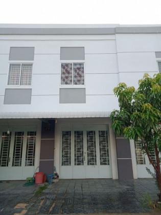 ផ្ទះនៅបុរីពិភពថ្មី ឈូកវ៉ា 2 Flat in Phnom Penh