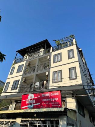 Mini Condo At Sangkat Boeung Tompun1 Condominium in Phnom Penh