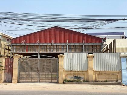 ឃ្លាំងសម្រាប់ជួលនៅសែនសុខ Warehouse in Phnom Penh