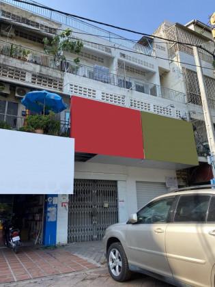 ផ្ទះអាជីវកម្ម នៅខណ្ឌ7មករា Flat in Phnom Penh