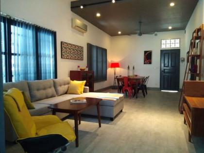 Two Bedroom Renovated In BKK1 Apartment in Phnom Penh