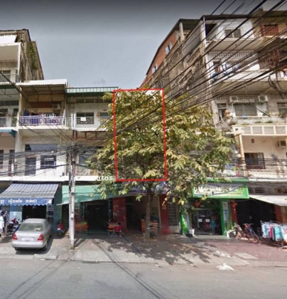ផ្ទះសម្រាប់ជួលនៅដូនពេញ Flat in Phnom Penh