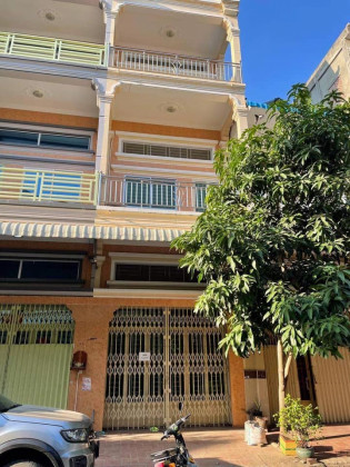 Flat Near Sola Flat in Phnom Penh