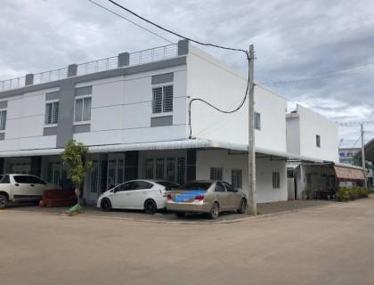 ផ្ទះជួល នៅគួរស្រូវ Flat in Phnom Penh