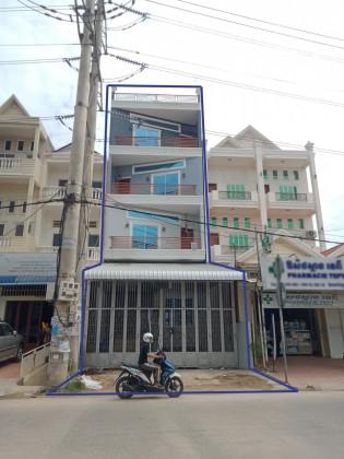 Flat At 371 Flat in Phnom Penh