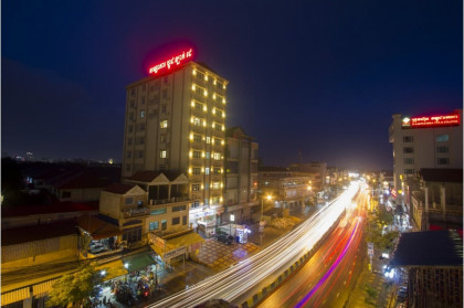 Good Luck Day Hotel and Apartment Apartment in Phnom Penh