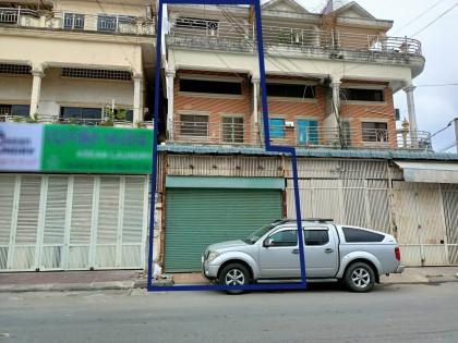 ផ្ទះជួលអាចរកសុីបាននៅចំការមន Flat in Phnom Penh