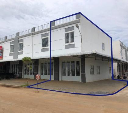 ផ្ទះអាជីវកម្ម ឈូកវ៉ា III Flat in Phnom Penh