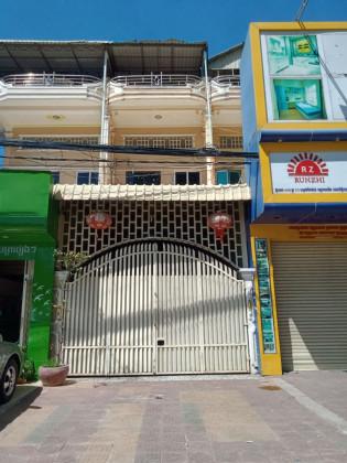 Flat At Street 271 Flat in Phnom Penh