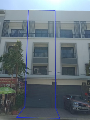 Shophouse At Chip Mong 598 Flat in Phnom Penh