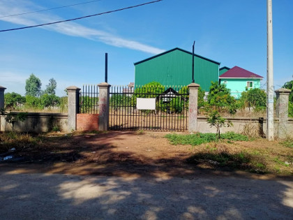 land For Rent Near Svay Pak Land in Phnom Penh