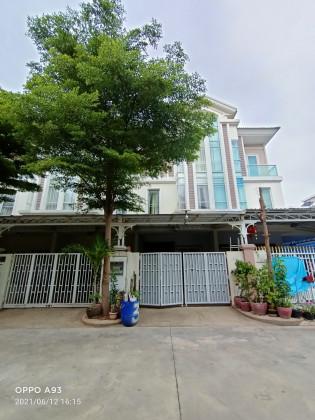 Villa InChip Mong Land Villa in Phnom Penh