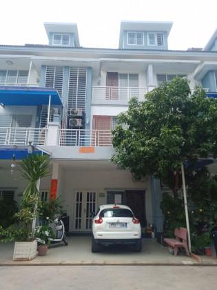 LA Villa for rent at Borey Peng Houth The Star Premier Villa in Phnom Penh