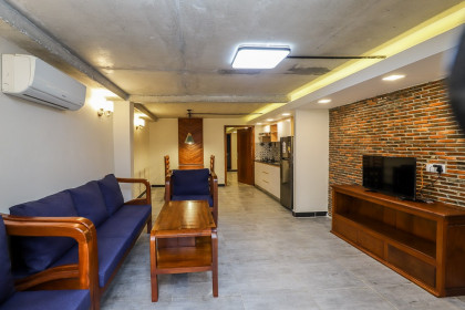 New Renovated Apartment in BKK3 Apartment in Phnom Penh