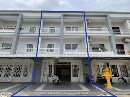 ផ្ទះអាជីវកម្មនៅក្នុងបូរី HP Flat in Phnom Penh