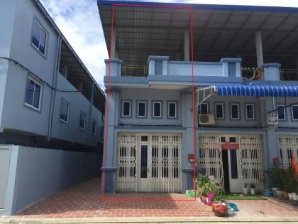 ផ្ទះអាជីវកម្មនៅគោករកា Flat in Phnom Penh
