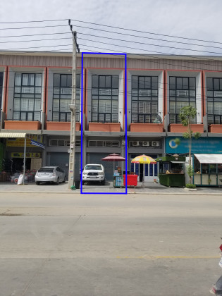 ផ្ទះអាជីវកម្មនៅបុរីហុងឡាយ Flat in Phnom Penh