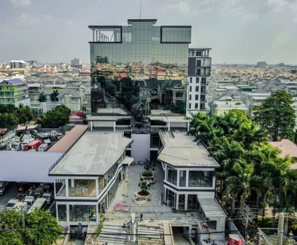 Spring Plaza Business Center on Street 2004 Office Space in Phnom Penh