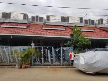 ផ្ទះល្វែងនៅបុរីលឹមឈាងហាក់ Flat in Phnom Penh