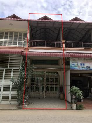 Flat at Sangkat Kakab Flat in Phnom Penh