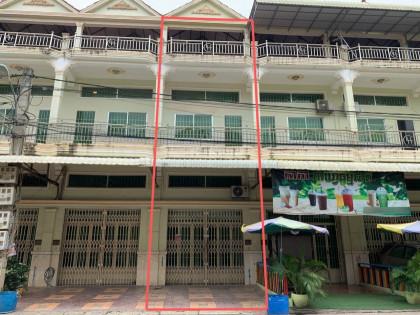 ផ្ទះល្វែងនៅបុរីលឹំមឈាងហាក់អូដឹម Flat in Phnom Penh