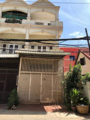 Flat At Boeng Tumpun Flat in Phnom Penh