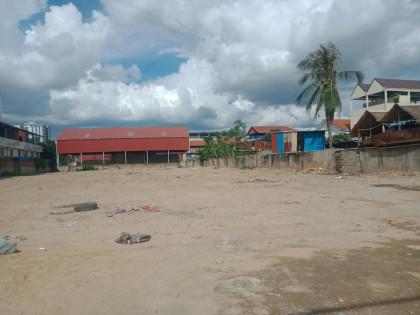 Land At Boeng Tumpun Near  Street 371 Land in Phnom Penh